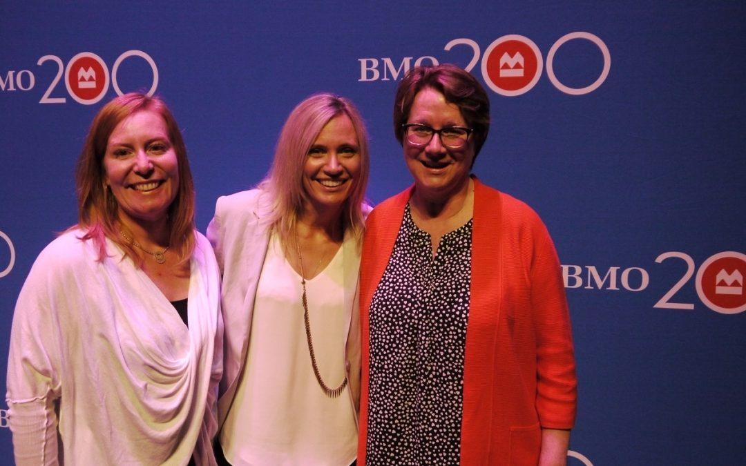 BMO Celebrating Women: BMO Recognizes Outstanding Women in Saint John