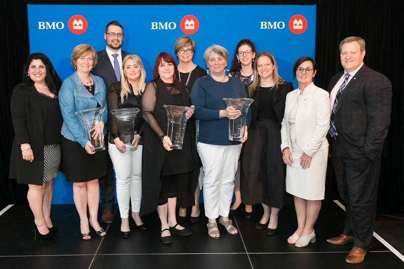 BMO Recognizes Outstanding Women In Montreal Through National Program
