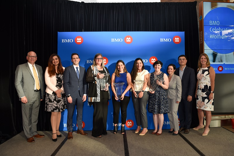 BMO Recognizes Outstanding Women in Burlington through National Program