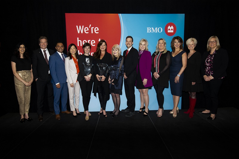 BMO Recognizes Outstanding Women in Edmonton through National Program