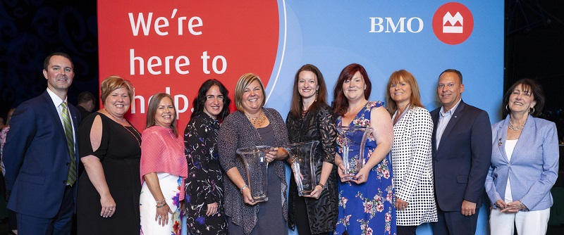 BMO Recognizes Outstanding Women in Saint John