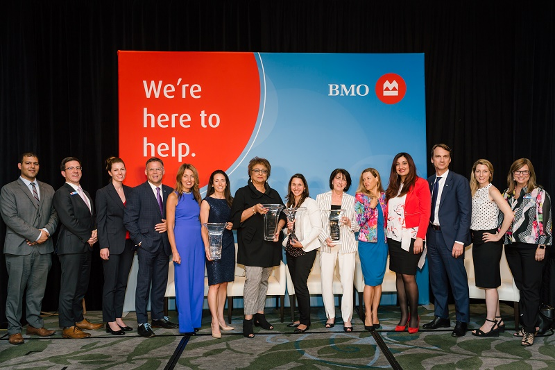 BMO Recognizes Outstanding Women in Vancouver through National Program