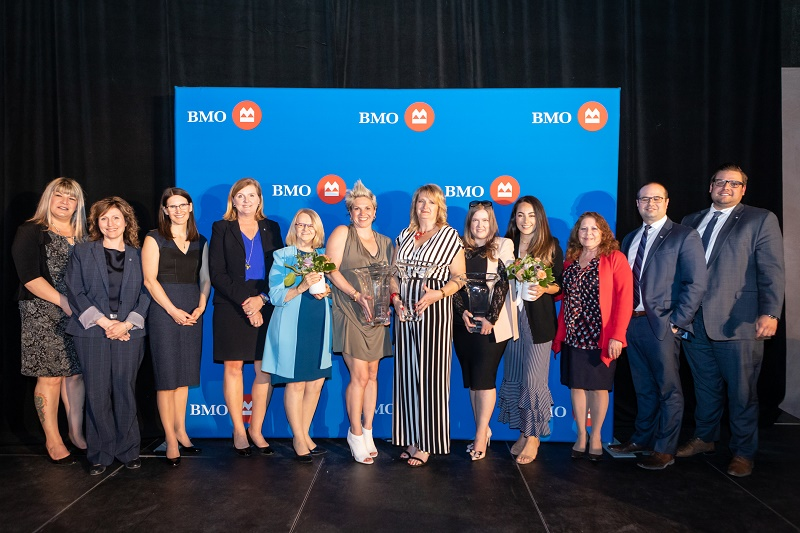 BMO Recognizes Outstanding Women in Winnipeg through National Program