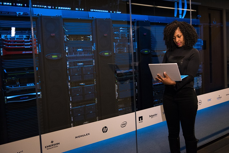 Moving the dial for women in tech