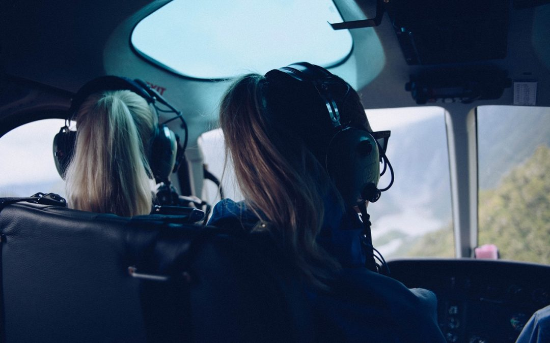 Talking to Canada's First Woman Helicopter Pilot Instructor