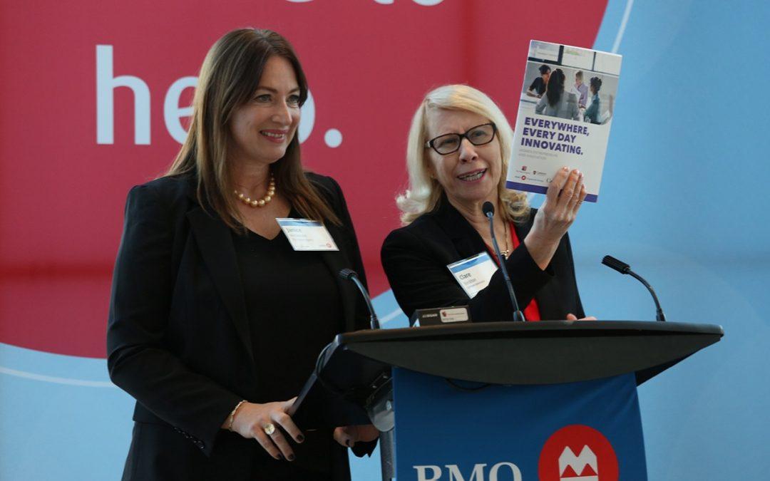 Women Entrepreneurs: Risk Aware and Innovative
