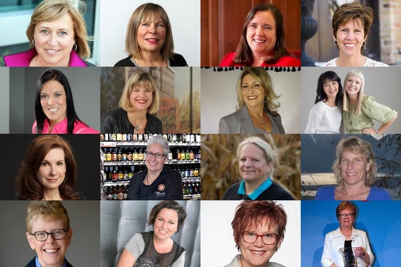 2016 BMO Celebrating Women Honourees