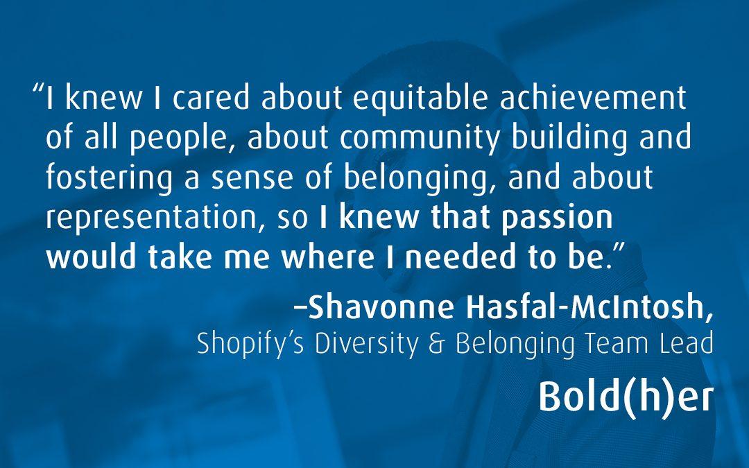 Bold(h)er: Diversity, Inclusion & Equality