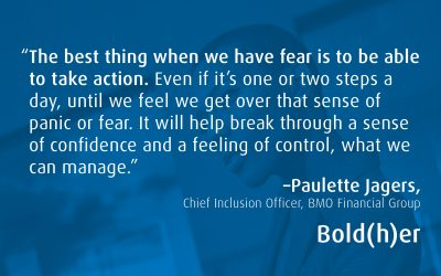 Bold(h)er: Best Practices for Resilience and Well-Being