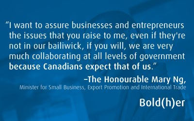Bold(h)er: The Continued Resilience of Canadian Small Business