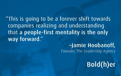 Bold(h)er: How a Pandemic Changes Employee Engagement (And What Stays the Same)