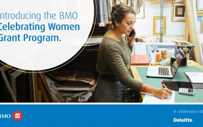 BMO Celebrating Women Grant Program