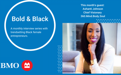 Bold & Black: Ashanti Johnson
